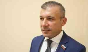 Ваге Петросяна во второй раз согласовали на пост заместителя губернатора Архангельской области