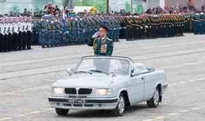 Кремль: день парада Победы 24 июня в России будет выходным