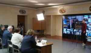 Арктические районы Архангельской области рассчитывают на экономический рост в связи с созданием совместной с НАО программы социально-экономического развития
