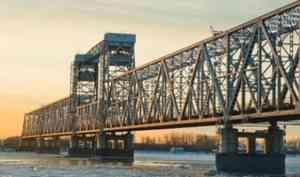 Железнодорожный мост снова закроют для автомобилистов