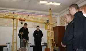 Полторы тысячи осуждённых в колониях Поморья получили профессии