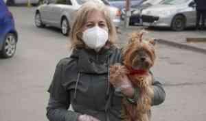 Более сорока трех процентов пациентов с коронавирусом в Архангельской области – жители Северодвинска