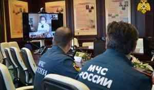 В Уральском противопожарном институте МЧС России прошла итоговая аттестация пятикурсников