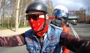 Мотоциклисты Поморья открыли сезон