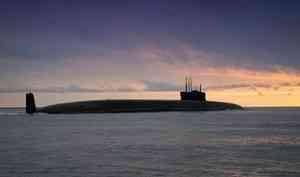«Севмаш» передал ВМФ России новейший атомный подводный ракетоносец