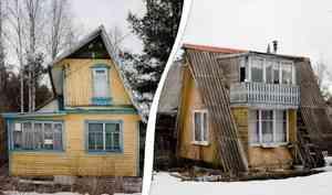 «Посёлок весь пестрит»: путешественница из Архангельска делает фото причудливых дач