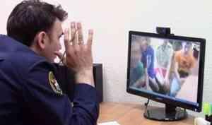 Региональный следком поздравил воспитанников подшефного детского дома вархангельской Цигломени