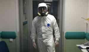 160 врачей в Архангельской области заразились коронавирусом