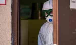 Оперштаб региона: в Архангельской области 137 новых случаев заражения коронавирусом