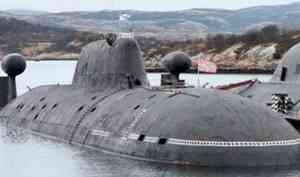 АПЛ «Вепрь» после модернизации передадут Северному флоту вконце июня