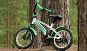 На дорогах Архангельской области за выходные сбили двух детей на велосипедах