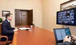 В Архангельской области появится информационная система для работы с обращениями граждан