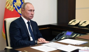 Путин уволил руководителя управления СКР по Архангельской области и НАО