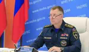 Безопасность детского отдыха в летний период обсудили на заседании Правительственной комиссии в МЧС России