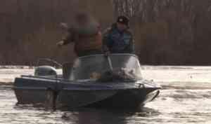 Полицейские задержали браконьеров в Котласском и Онежском районах
