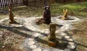 Новая площадка для детей появилась в Водлозерском национальном парке в Онеге