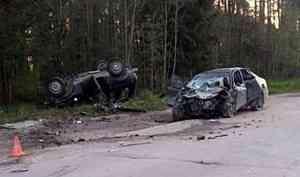 Ночное ДТП в посёлке Савинский — один человек погиб