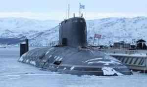 Экипаж новейшей АПЛ «Архангельск» сформируют наСеверном флоте доконца 2020 года