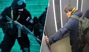 Штурм начали в полночь: появилось видео из Екатеринбурга, где Росгвардия расстреляла похитителя обоев