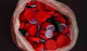 100 кг крышек собрали в детских садах Архангельска