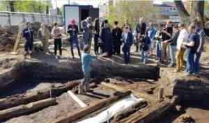 Архангельск обретает утраченную историю