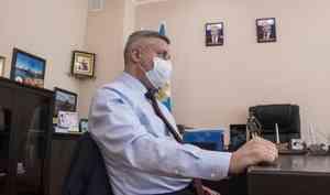 «В хлам меня критикуют за то, что ввели режим»: 6 цитат главы города о коронавирусе в Северодвинске