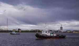 Синоптики обещают грозу в Архангельской области в конце недели