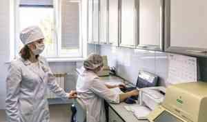 125 случаев COVID-19 за последние сутки в Архангельской области. Данные оперштаба региона