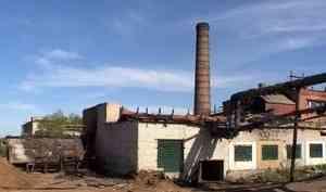 Собственнику котельной натерритории четвёртого ЛДК вАрхангельске удалось установить предварительный ущерб отпожара