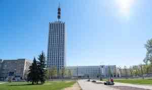 5 июня в Архангельске будет тепло и дождливо