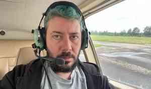 Артемий Лебедев прилетел в Мезень