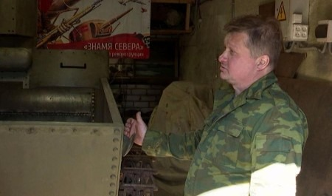 Танк Т-37 времён Великой Отечественной восстанавливают Северодвинские поисковики