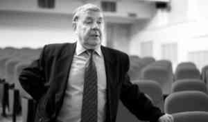 Скончался бывший руководитель архангельского ансамбля «Сиверко» Борис Данилов