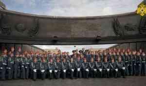 Последний звонок Кадетского пожарно-спасательного корпуса  Санкт-Петербургского университета ГПС МЧС России (видео)