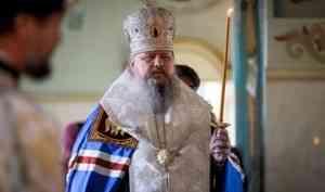 Митрополит Корнилий совершил заупокойное богослужение накануне Троицкой родительской субботы