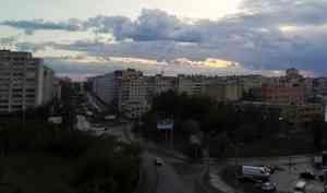 Привокзальный район Архангельска остался без электричества и воды