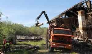Около 70 аварийных домов снесут в Архангельске в 2020 году
