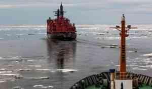 Русский полярный путь – альтернатива трубопроводному