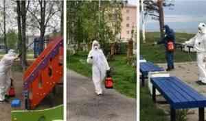 За два дня в Северодвинске для больных коронавирусом создали 120 дополнительных коек
