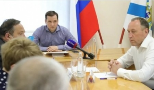 Александр Цыбульский: «Область продолжит поддерживать инициативы ТОСов и некоммерческие организации»