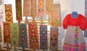 Познакомиться с народным искусством Каргополья можно, не выходя из дома