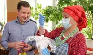 Александр Цыбульский: «Региональное правительство готово оказать Коряжме содействие в капитальном ремонте школы №4»