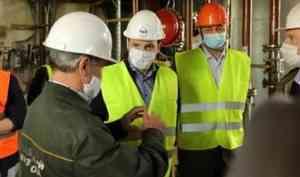 Александр Цыбульский: «Инновационные решения Котласского химического завода могут конкурировать и на российском, и на мировом уровне»