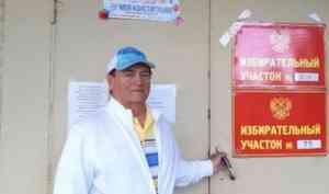 Главный наставник тяжелоатлетов страны принял участие в общероссийском голосовании