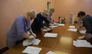 В Поморье поправки поддержали 67% избирателей по итогам обработки 19% протоколов