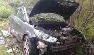 Под Архангельском за пьяную езду задержали новодвинца, лишённого водительских прав