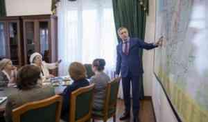 Юрий Бездудный заявил об отказе НАО объединяться с Архангельской областью