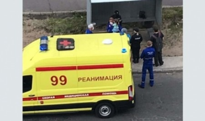 ЧП в Архангельске: по предварительной информации, маленькую девочку выбросили из окна.