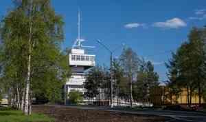 6 июля в Архангельске будет тепло и дождливо
