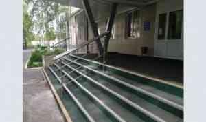 В Архангельской городской больнице №6 продолжается обновление